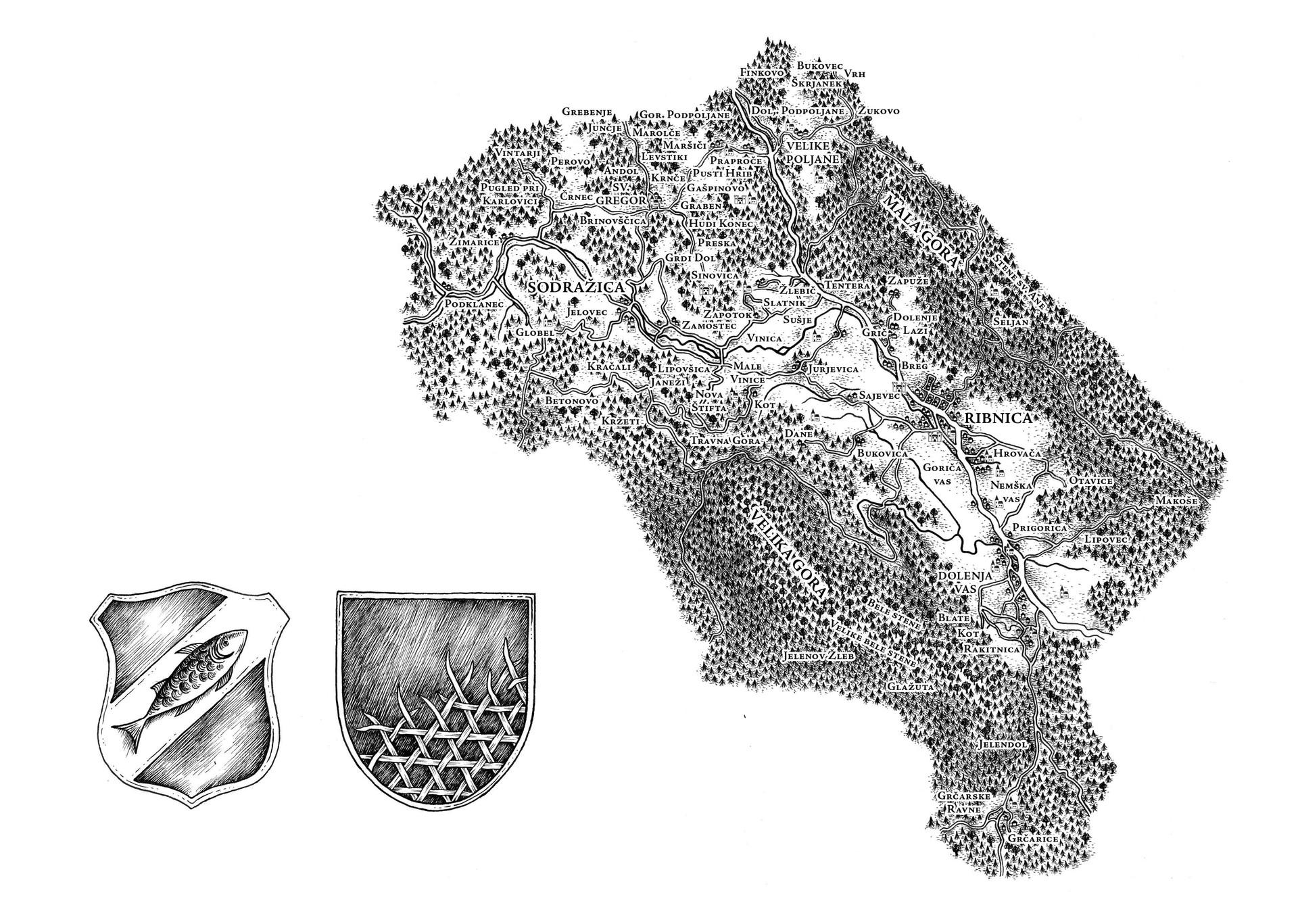 Ribnica & Sodražica