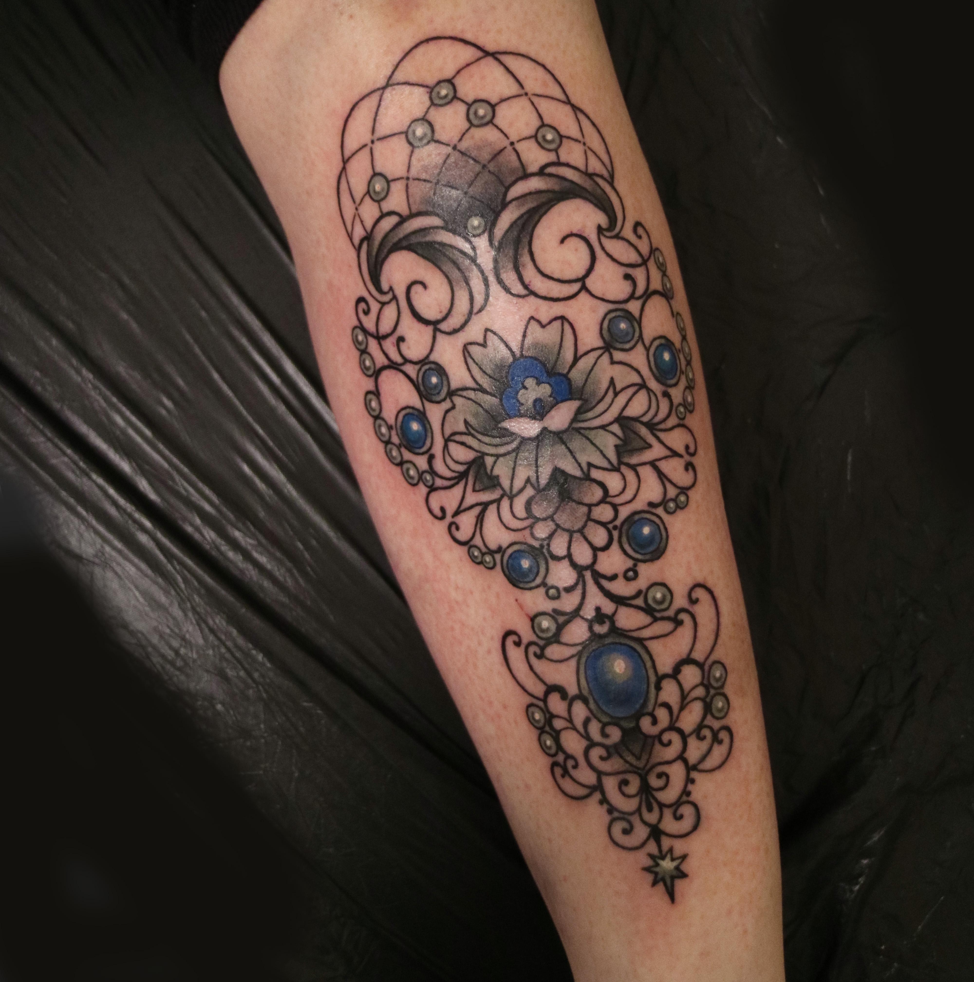 mel tattoo