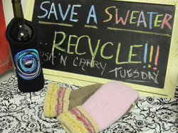 Save a Sweater!