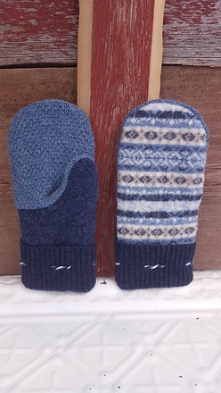 Mittens/Cool Colors
