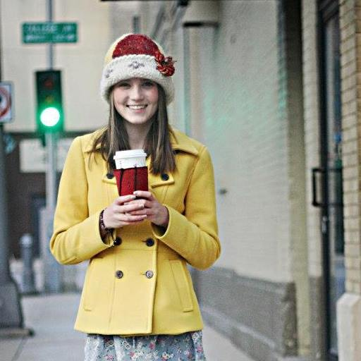 Cuppy Hat/Warm Colors