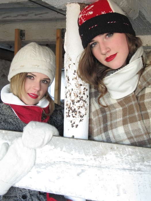 Cuppy Hat and Mitten