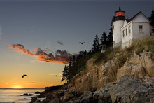 Bar Harbor, Maine – an unlikely presidential haven