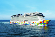 Norwegian Encore Inaugural Sailing and Ceremony Selection