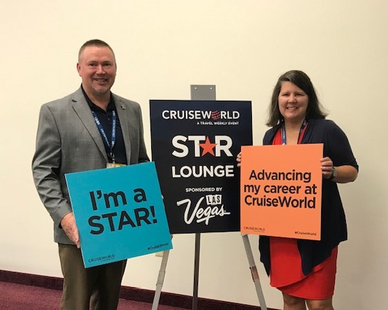 Boots to Journeys selected for STAR program at Cruise World 2019
