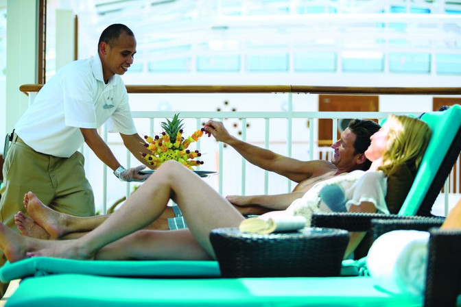 4 Luxurious Surprises You Will Find on Norwegian Cruise Line's Haven