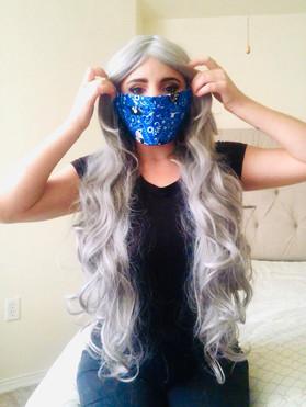 Blue Bandana 1