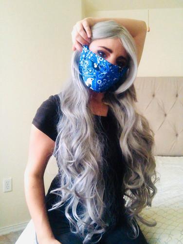 Blue Bandana 2