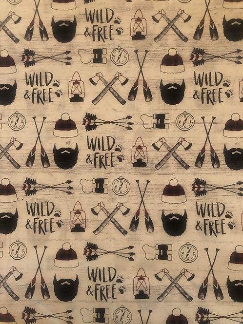 Wild & Free Beard Man