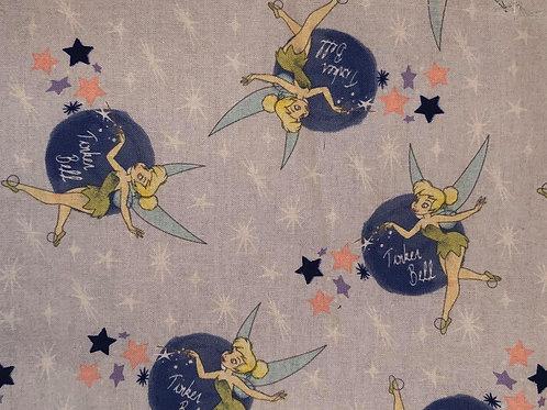 Tinkerbell Fabric