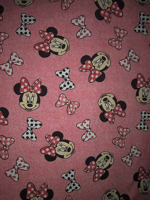 Minnie Mouse Jersey knit