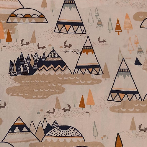 TeePee Fabric