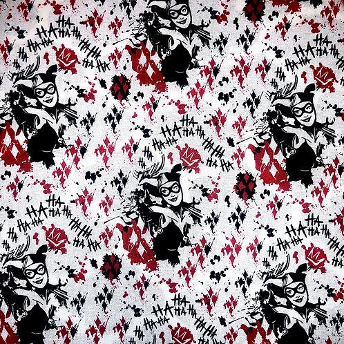 Harley Quinn Blood Splatter