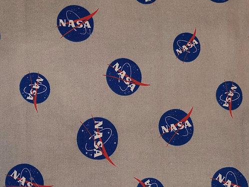NASA Logo Fabric