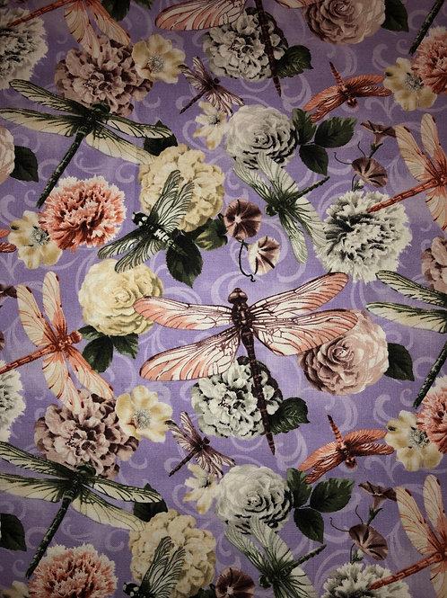 Purple Dragon Flies