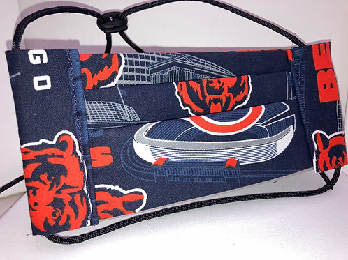 Limited Stock Chicago Bears