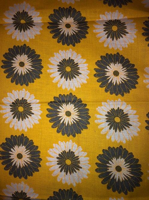 Grey & Yellow SunFlower