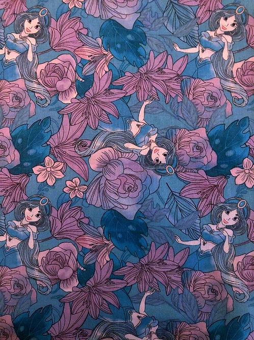 Princess Jasmine Fabric