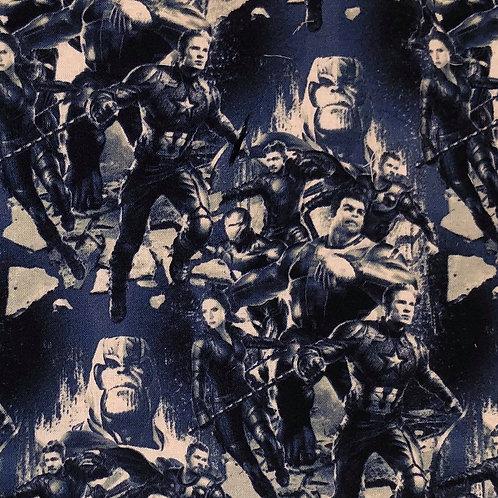 Avengers Fabric