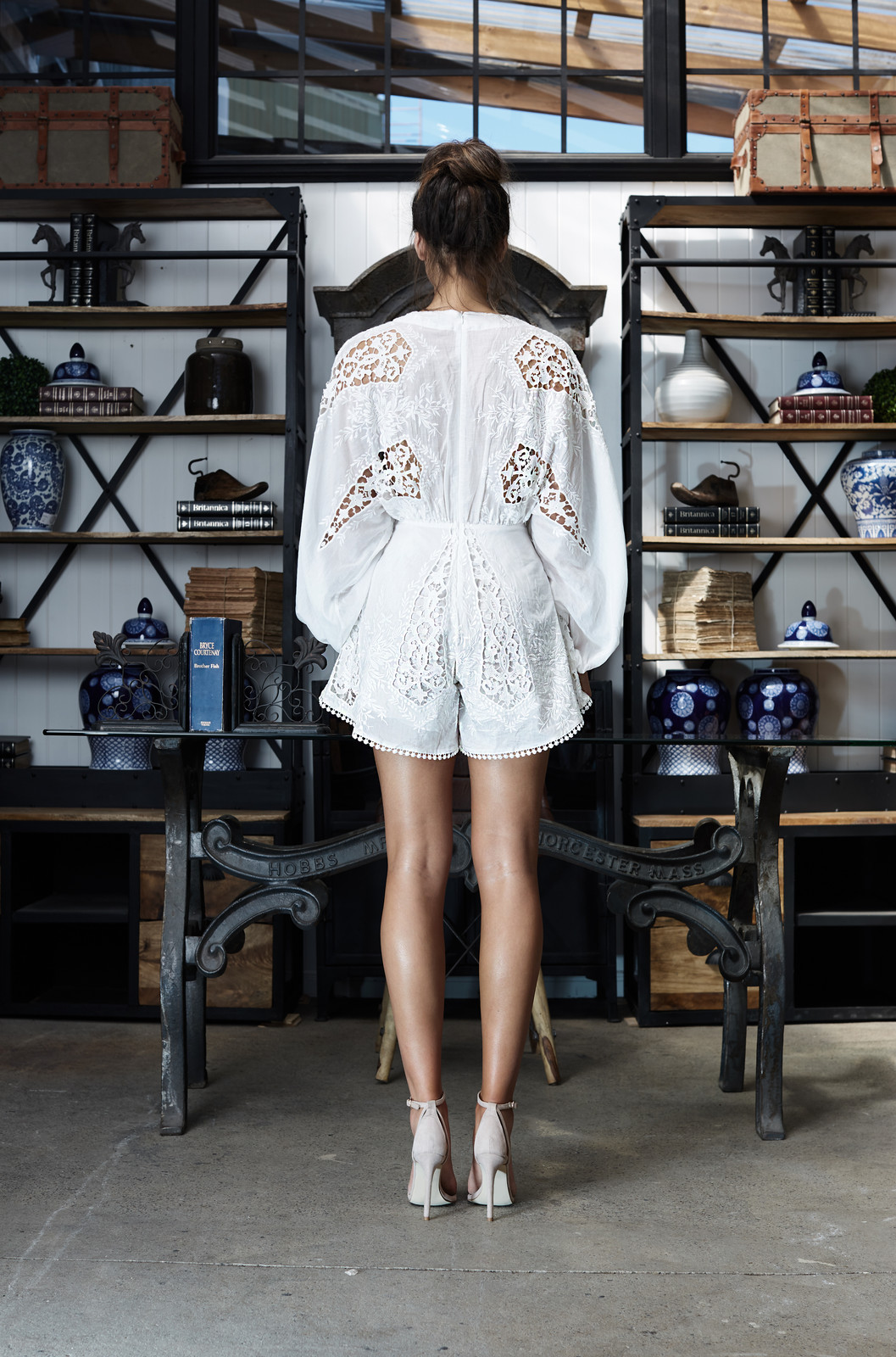 hot-selling authentic footwear cheap prices Brodie Playsuit