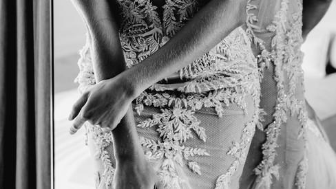 Bohème Collection IV Designer Wedding Gown by Leah Da Gloria 21