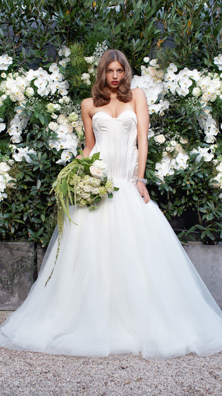 Elegant Couture 2015 Collection Designer Wedding Gown by Leah Da Gloria 13