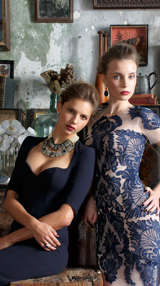 Elegant Couture 2015 Collection Designer Wedding Gown by Leah Da Gloria 18