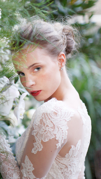 Elegant Couture 2015 Collection Designer Wedding Gown by Leah Da Gloria 11