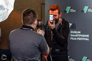 Dublin Smartphone Film Festival workshops picture
