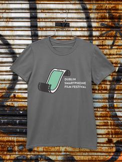 Dublin Smartphone Film Festival TSHIRT