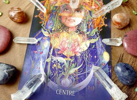 Centre Yourself - 5-13-2020 Last Quarter/Balsamic Grid