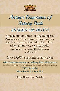 Asbury Park Zest. Antique Emporium