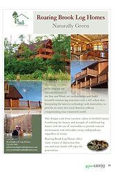 Roaring Brook Log Homes