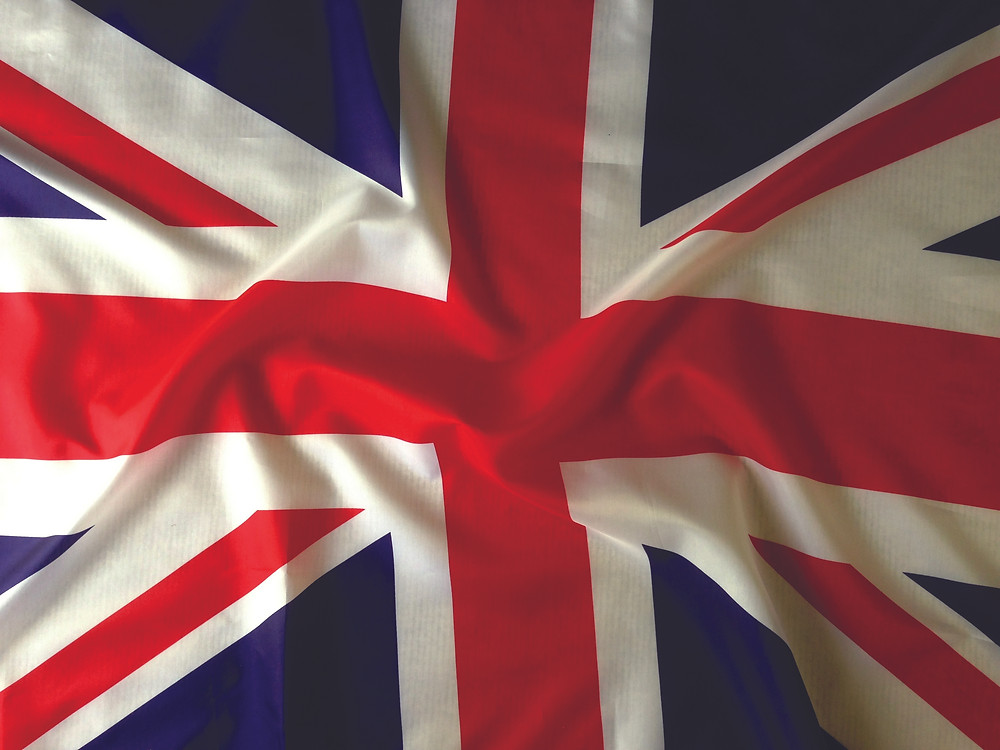 British Flag Purchased from shutterstock.