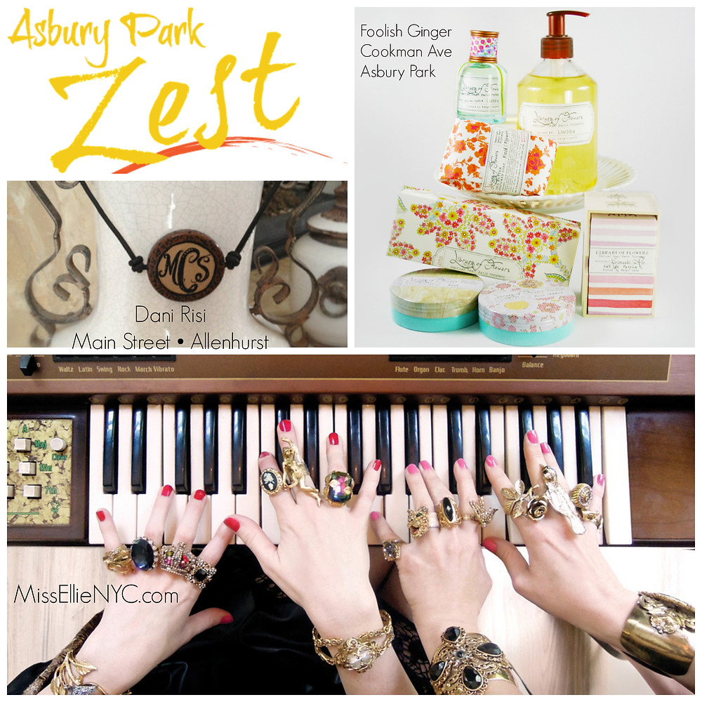 Things We Adore at Asbury Park Zest