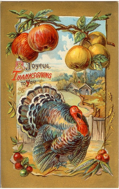 Have a Wonderful and Joyous Thanksgiving!