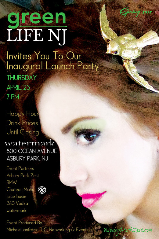 Join Us for the green LIFE NJ Inaugural Launch Party