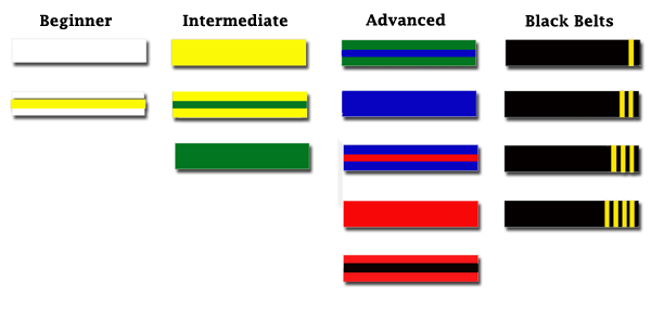 Taekwondo Belt system and Promotion
