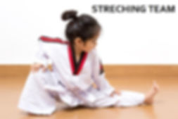 Streching club for kids