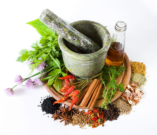 The Herbal Gardens - Natural Products