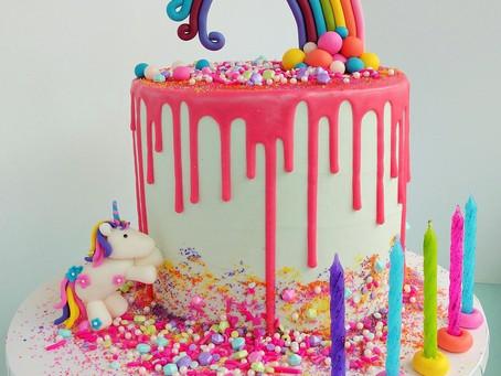SUMMER Fondant cake recipe!