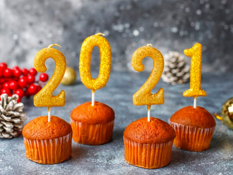 New Year Cupcakes Ideas!