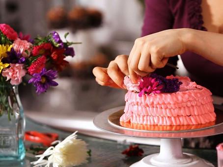 Fondant Mother's Day Cake Ideas!