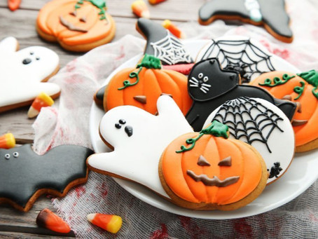 Halloween Cookies Ideas!
