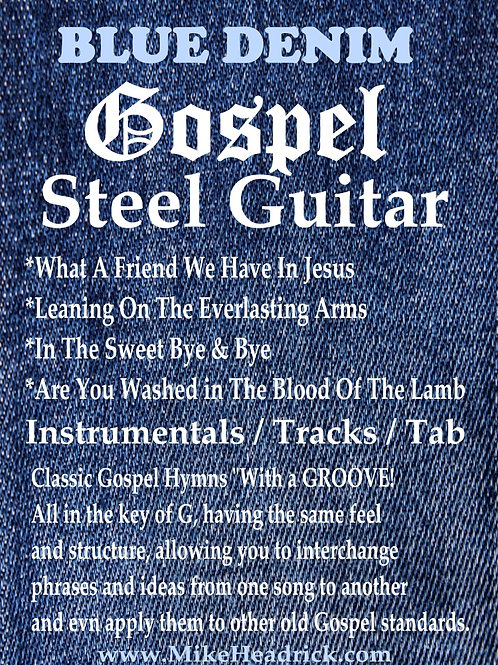Blue Denim Gospel