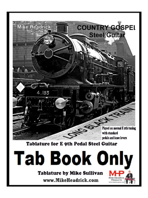 LBT - Tab Book Only
