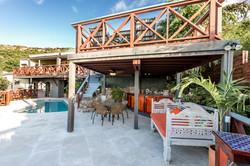 Moondance pool deck