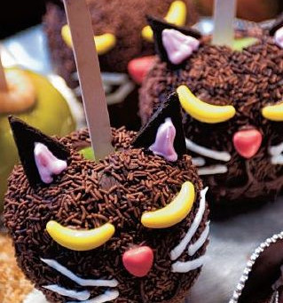 Halloween Cake Pop Art Ideas!
