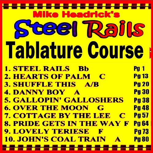 Steel Rails Tab & Audio Course