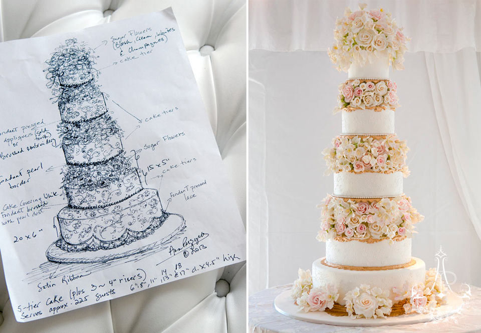 Towering Tall Cakes